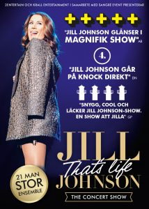 Jill Johnson – That's Life