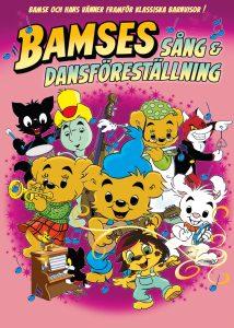 Bamse Sång- & Dansföreställning