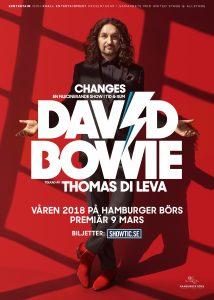 Changes – David Bowie tolkad av Thomas Di Leva