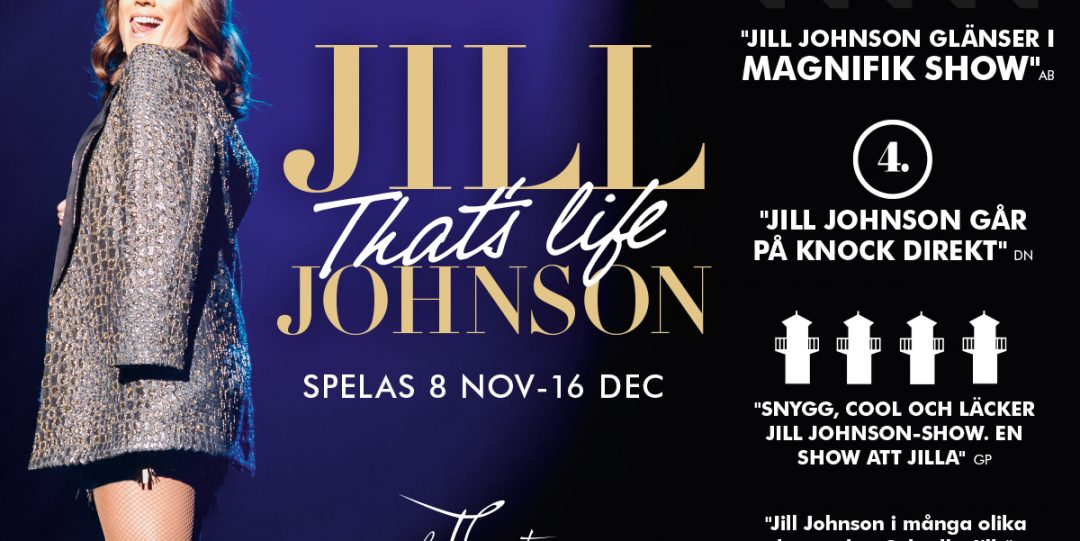 Recensioner av Jill Johnsson.