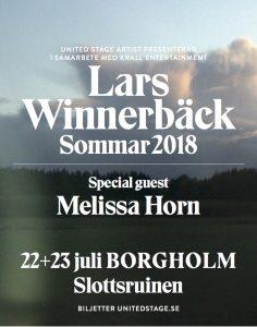 Lars Winnerbäck – Borgholm