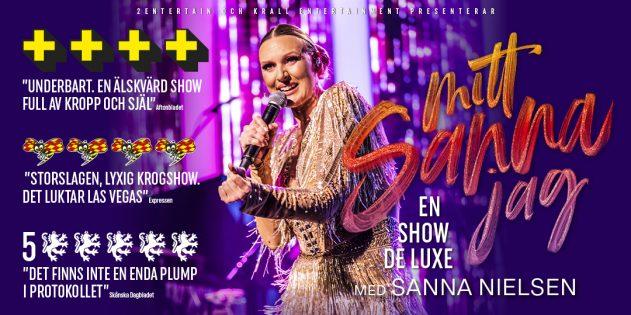 """Mitt Sanna jag"" – Sanna Nielsen"